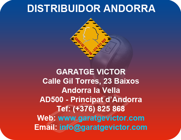 distribuidor andorra