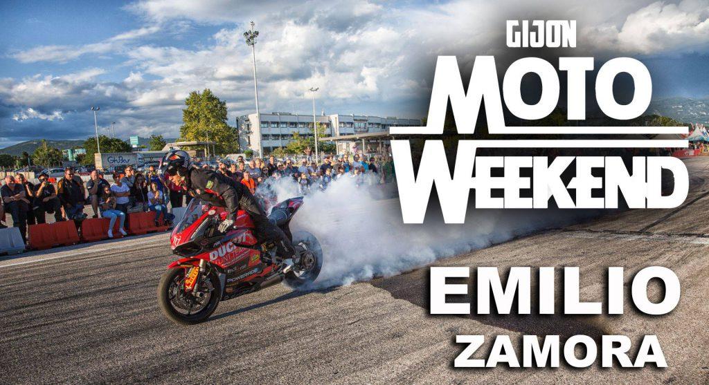 MotoWeekEnd con Emilio Zamora