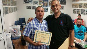 Entrega de diplomas Málaga 1