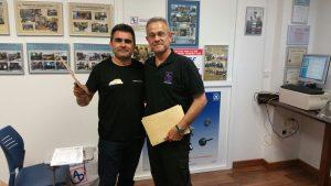 Entrega de diplomas Málaga 5