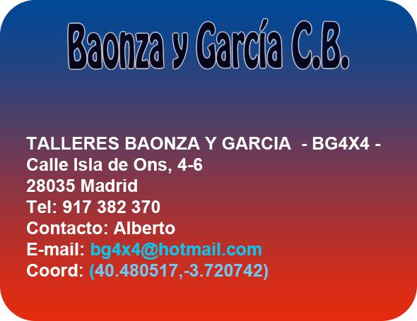 Baonza y Gracia