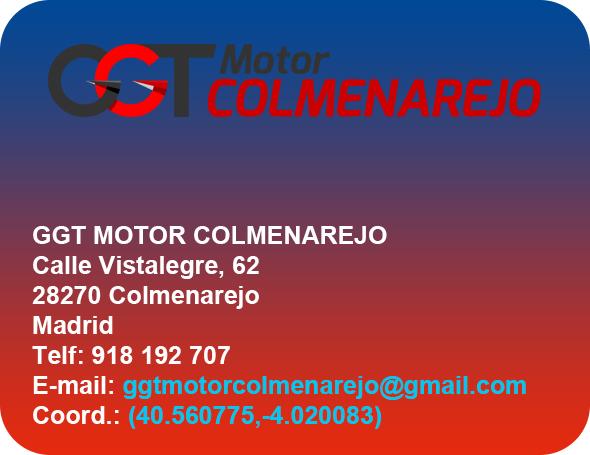 GGT Motor Colmenero