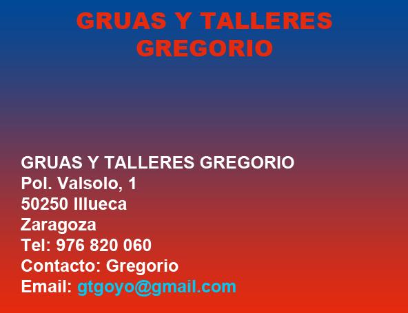 Pastilla atx-2 Gregorio