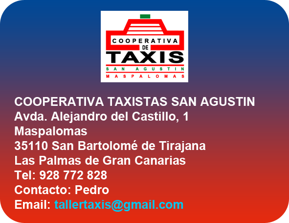 Pastilla atx-2 Taxis san agustín