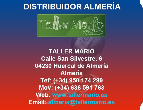 TALLER MARIO DISTRIBUIDOR