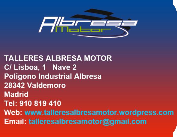 TALLERES ALBRESA MOTOR