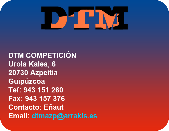 pastilla atx-2 DTM