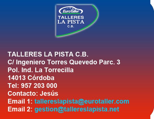 pastilla atx-2 talleres La Pista