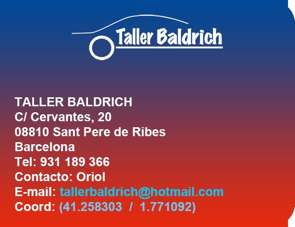 taller baldrich