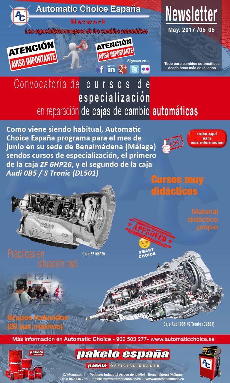 Curso Málaga Junio